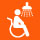 Handicapped shower