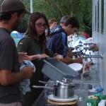 Dish washing facilities
