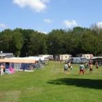 Camping Agnietenberg volleyball