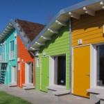 Coloured Homes