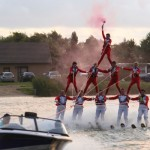 Waterski recreation
